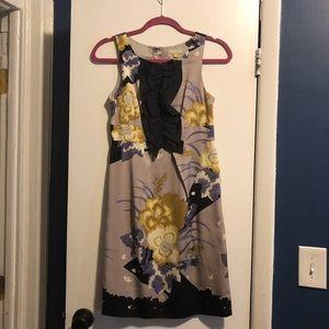 Leifsdottir Size 0 lilac cocktail dress